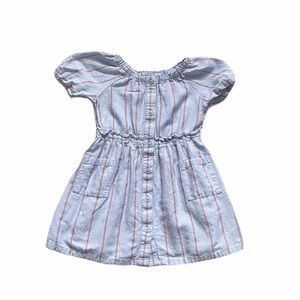 Old Navy cinched waist dress 18-24 months